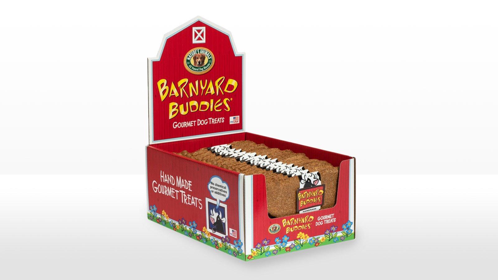 Barnyard Buddies Packaging