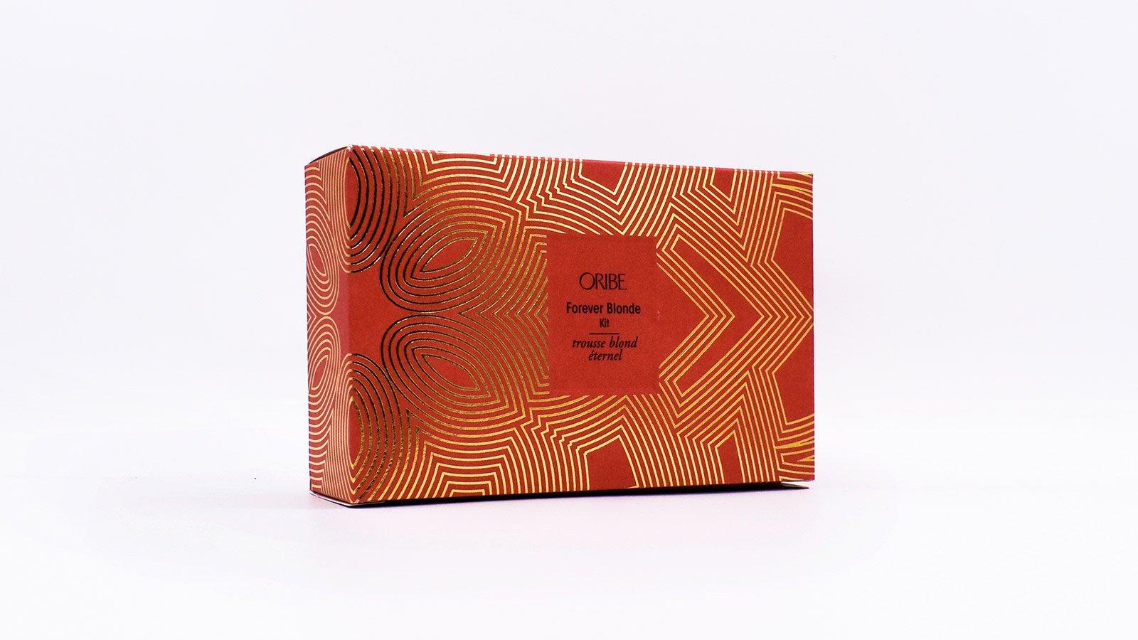 ORIBE Foil Packaging
