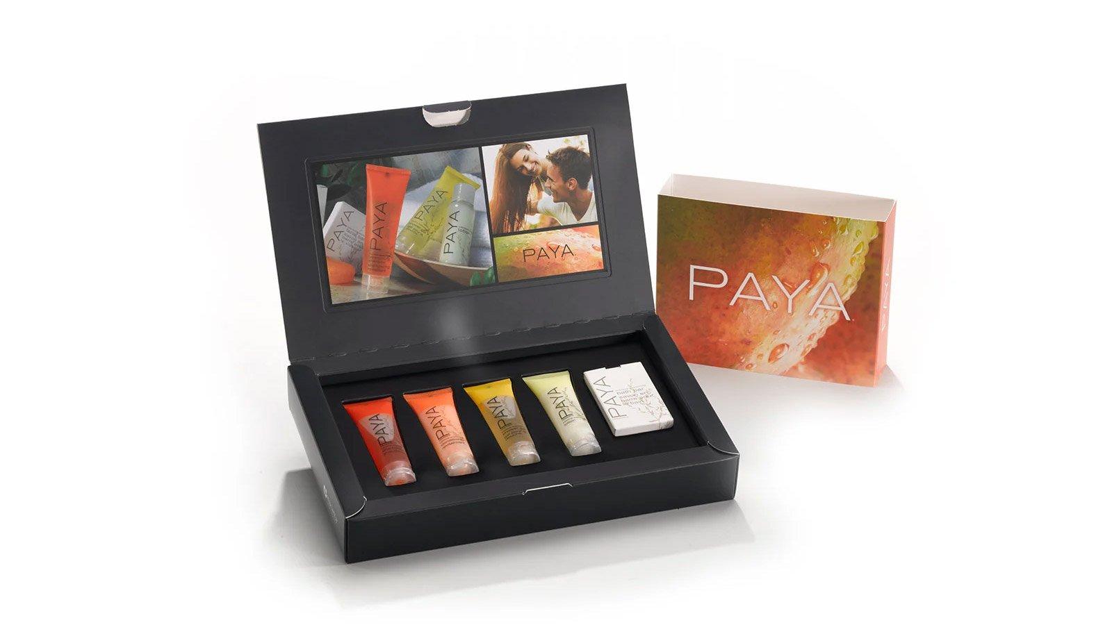 Paya Beauty Packaging