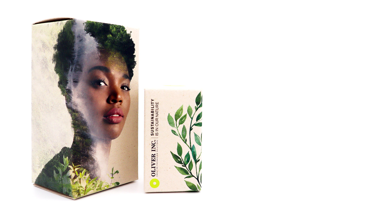 Oliver Sustainability Packaging