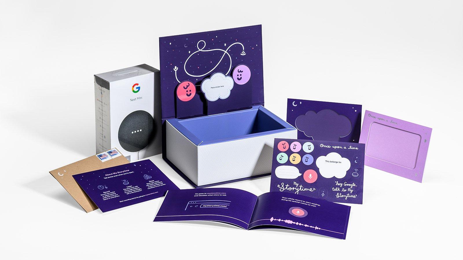 Google Nest Packaging