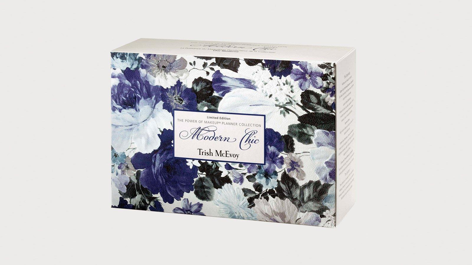 Trish McEvoy's Modern Chic Packaging