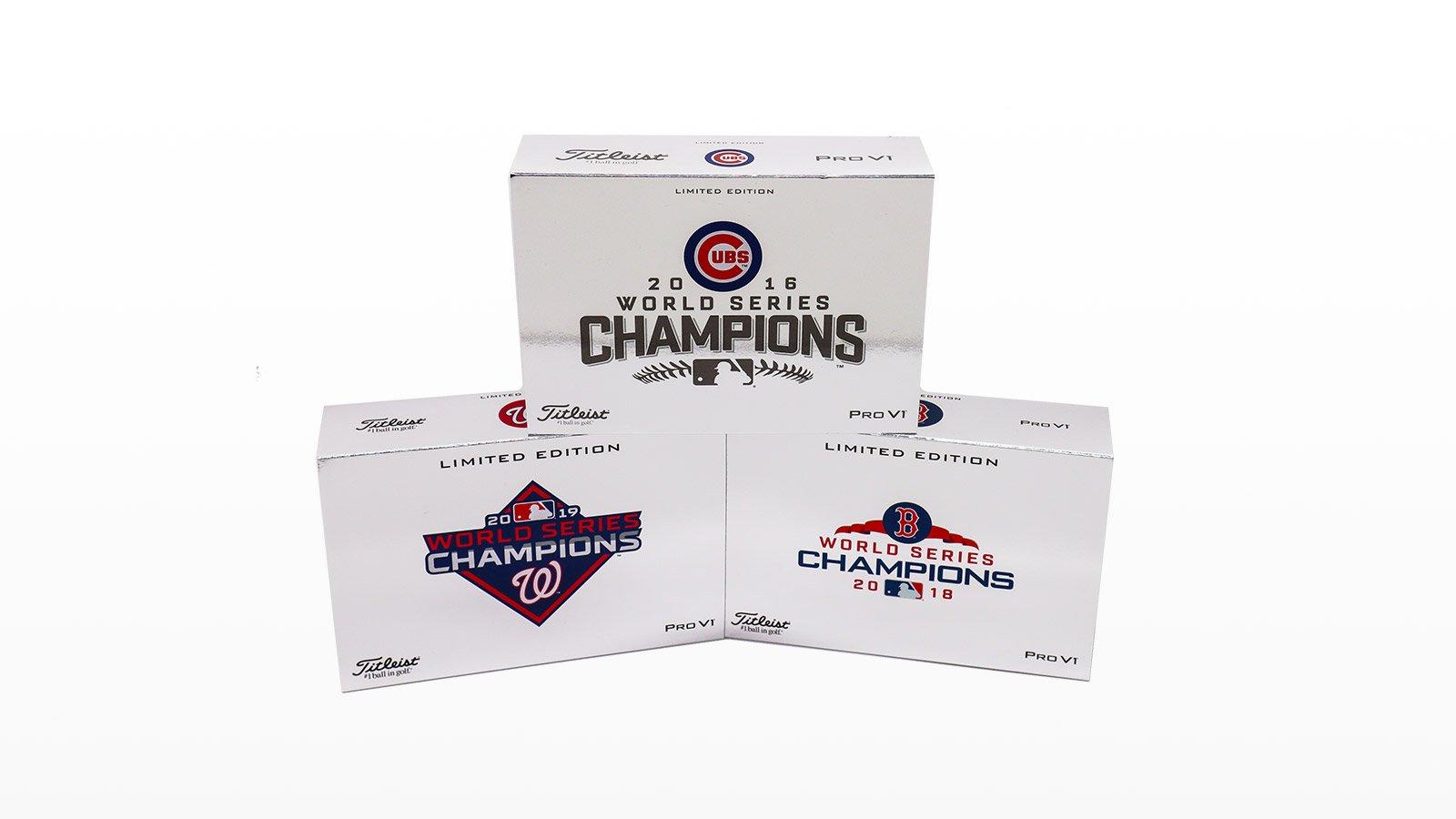 world series packaging