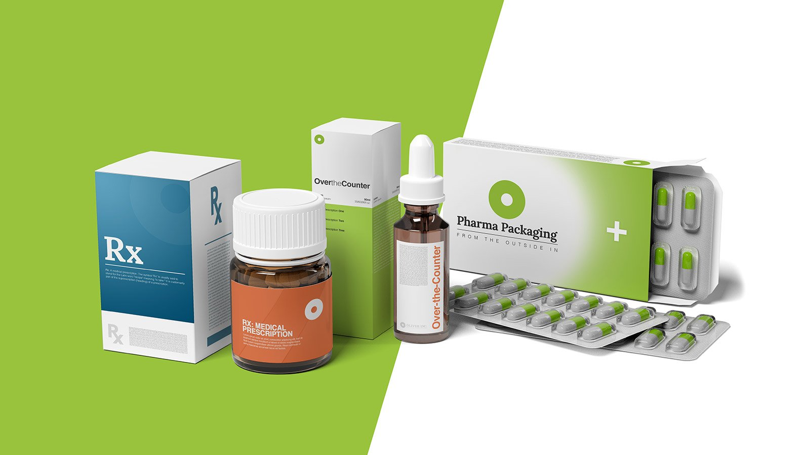Rx to OTC: A One-Stop Solution for Pharmaceutical Packaging [W/Case Study]