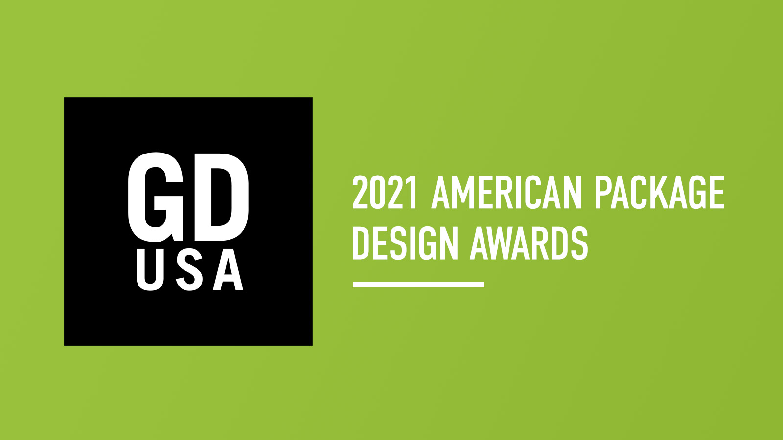 Oliver Inc. Receives Multiple 2021 Graphic Design USA American Package Design Awards