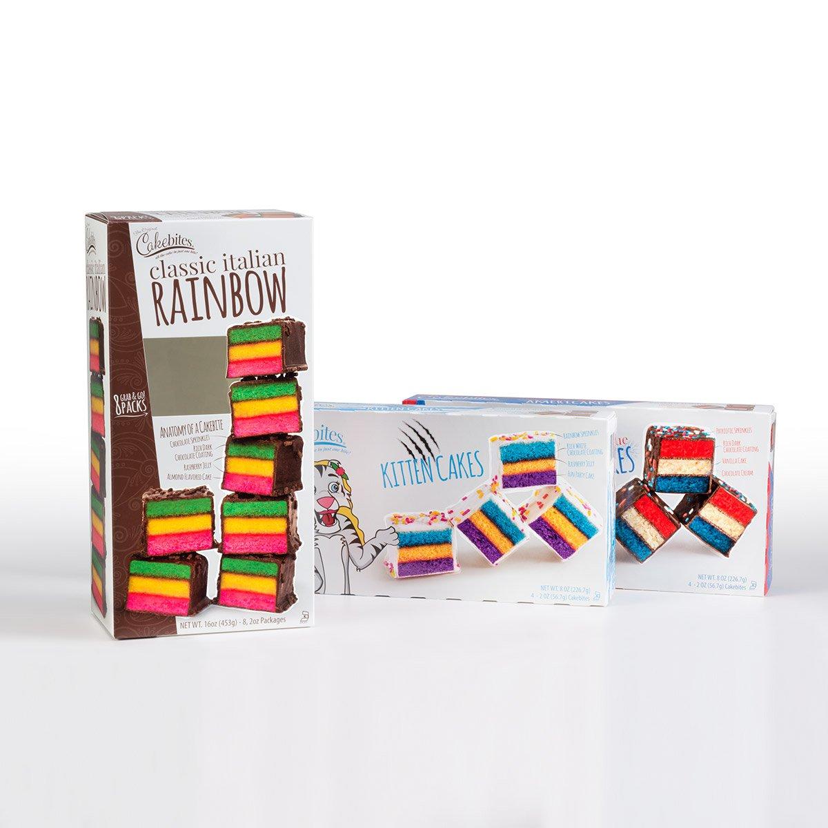 Cakebites Box
