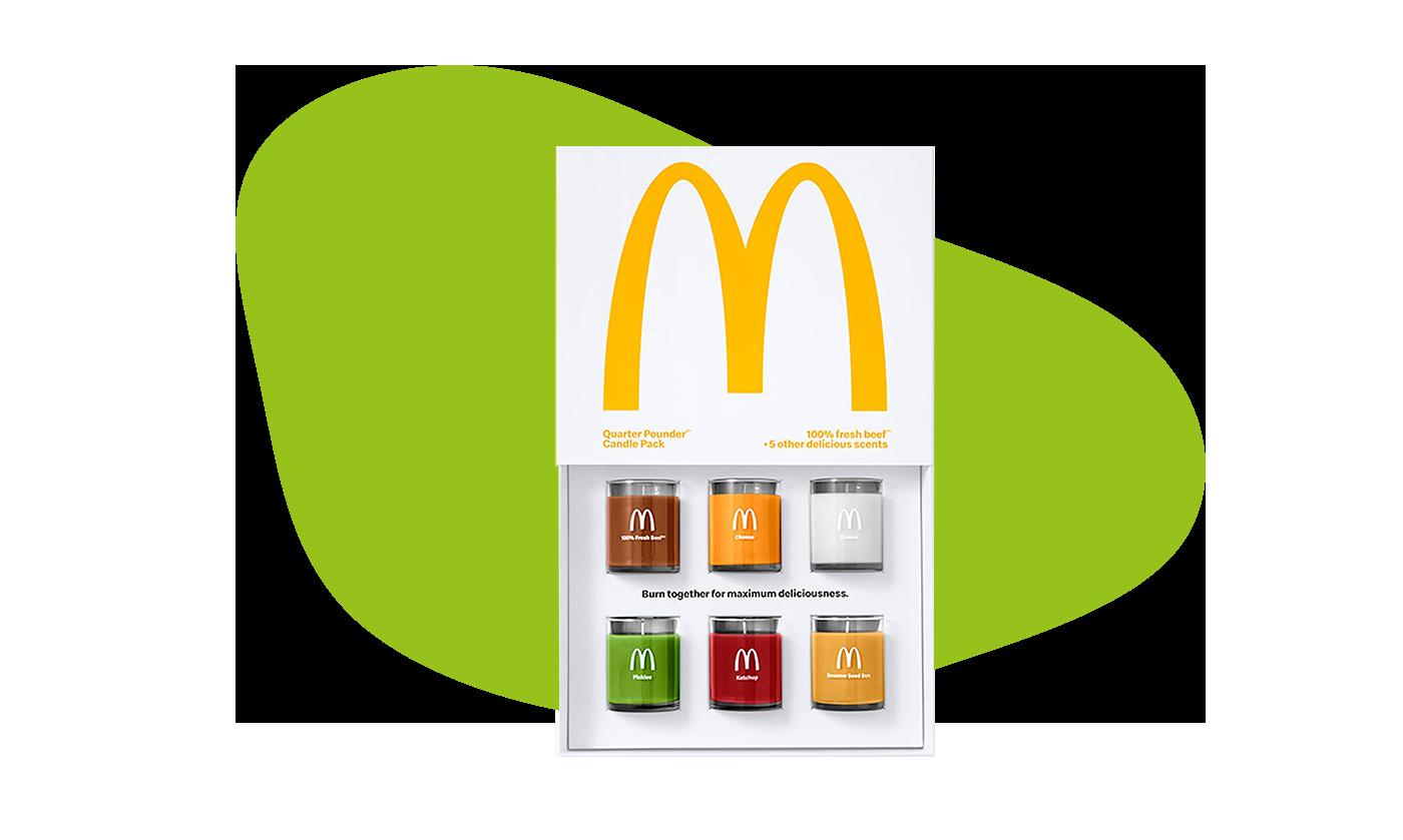McDonalds-Candles