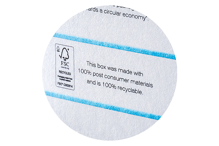 Sustainable Label